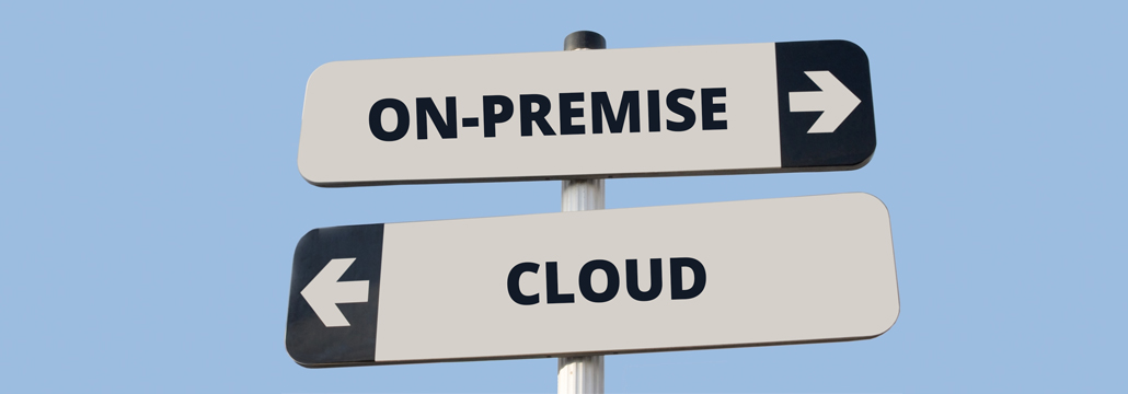 Benefits of Cloud vs On Premise